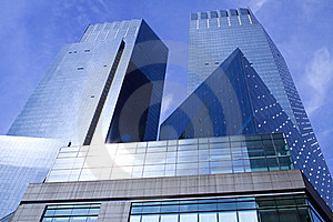Skyscrapers Royalty Free Stock Images - Image: 15905509