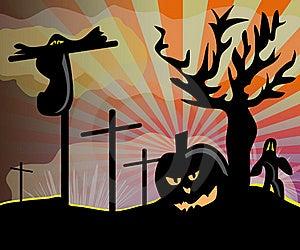 Spooky Night Stock Photos - Image: 15908953