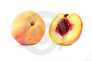Peaches Royalty Free Stock Image - Image: 15909746