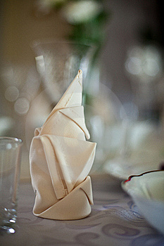 Dinner Table Royalty Free Stock Images - Image: 15910789