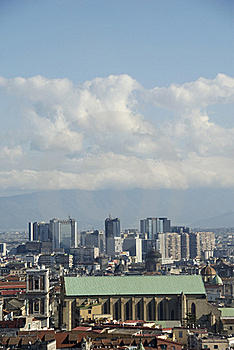 Naples Royalty Free Stock Photography - Image: 15913767