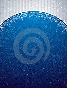 Blue Christmas Background,  Royalty Free Stock Photos - Image: 15915758