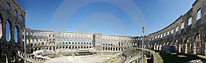 Roman Amphitheater Stock Images - Image: 15917474