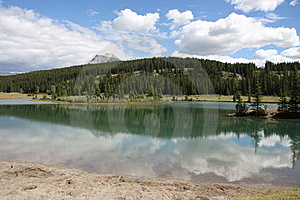 Cascade Pits Stock Image - Image: 15917991