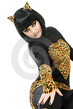 Like A Cat Stock Photo - Image: 15919740