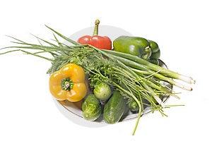 Fresh Vegetables Royalty Free Stock Photo - Image: 15924525