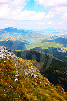 Beautiful Landscapes Of The Apennines Royalty Free Stock Photography - Image: 15925127