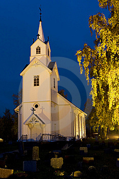 Church, Norway Royalty Free Stock Images - Image: 15928259