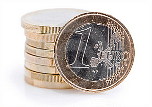 Stack Of Coins Stock Photo - Image: 15930390