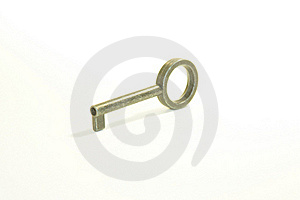 Old Style Turn Key Stock Photo - Image: 15930540