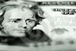 Cash Twenty Dollar Bill Royalty Free Stock Photo - Image: 15932925