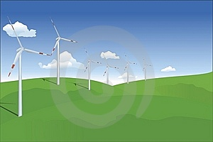 Wind Turbine Royalty Free Stock Photography - Image: 15934477