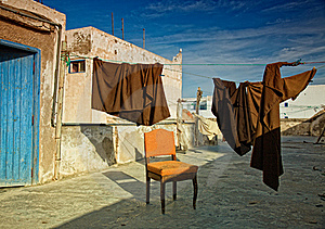Outdoor Chair Royalty Free Stock Photography - Image: 15936197