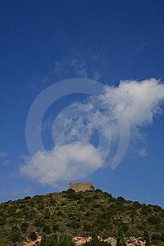 Fortress Roman Stock Image - Image: 15938261