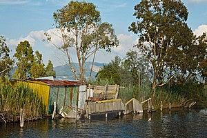 Lake Of Massaciuccoli Stock Photos - Image: 15940213