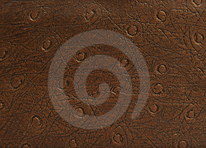 Leather Material Pattern And Texture Sample Royalty Free Stock Photos - Image: 15942718
