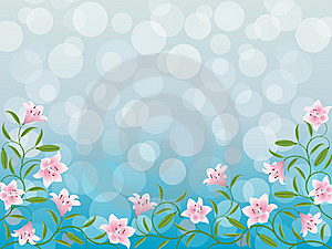 Floral Background Royalty Free Stock Photo - Image: 15942875