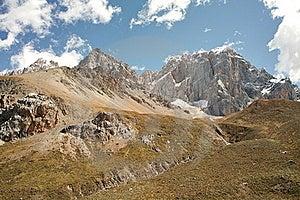 The Steep Peak Royalty Free Stock Photos - Image: 15942998