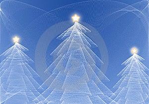 抽象圣诞树 免版税库存照片 - 图片: 15943055