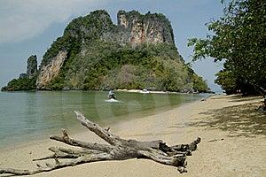 Koh Pakbrew Island , Thailand. Stock Images - Image: 15943144