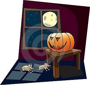 Jack-O-Lantern Stock Photos - Image: 15944003