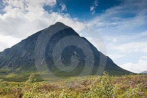 Beauchille Etive More Royalty Free Stock Photo - Image: 15944265