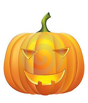 Pumpkin .Halloween Royalty Free Stock Image - Image: 15945696