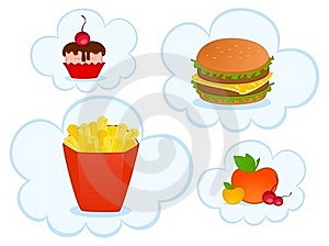 Cheeseburger Royalty Free Stock Images - Image: 15948049