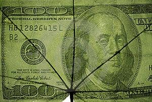 Franklin Sull'acero Fotografia Stock Libera da Diritti - Immagine: 15949325