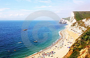 Sea And Mountain Stock Photography - Image: 15949462