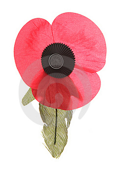 Remembrance Poppy Royalty Free Stock Photos - Image: 15949668