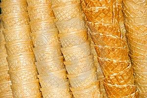 Ice Cream Cones Royalty Free Stock Image - Image: 15951336