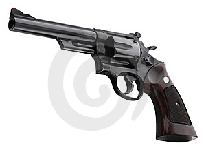 Smith Wesson 44 Royalty Free Stock Image - Image: 15953906