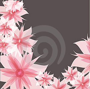 Abstract Floral Background Stock Image - Image: 15954131