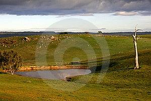 Australian Landscape Royalty Free Stock Images - Image: 15956249