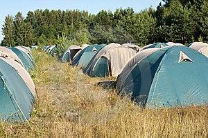 Big Camping. Stock Images - Image: 15956634