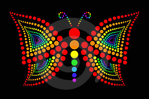 Colorful Butterfly Stock Photos - Image: 15958243