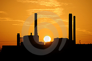 Power Station 057 Royalty Free Stock Photos - Image: 15959308