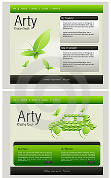 Website Template Stock Images - Image: 15959544