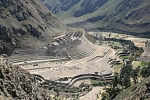 The Inca Trail Stock Photo - Image: 15960460
