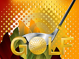 Golf Sport Royalty Free Stock Photos - Image: 15962598