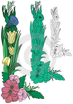 Bouquets On Request Stock Photo - Image: 15963280
