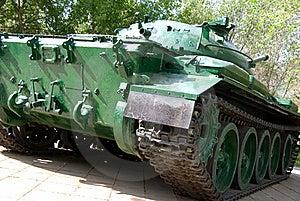 Tank Of World War II Royalty Free Stock Images - Image: 15963749