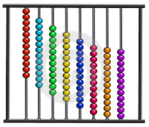 Abacus Stock Images - Image: 15966854