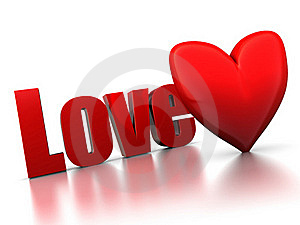 Love Sign Royalty Free Stock Photo - Image: 15967515
