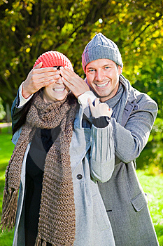Couple Royalty Free Stock Images - Image: 15969079