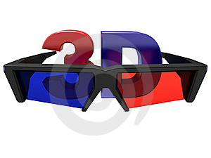 3d Films Royalty Free Stock Images - Image: 15969539
