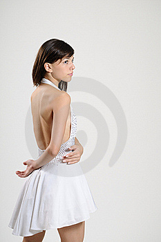 Teens Learning Dancing Royalty Free Stock Photos - Image: 15971668