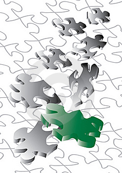 Puzzle Royalty Free Stock Photo - Image: 15971815
