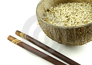 Integral Rice Grains Royalty Free Stock Photo - Image: 15972805